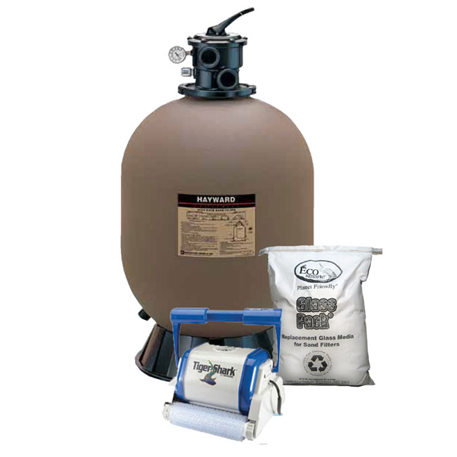 Pool Equipment For A Chlorine Free Pool Ecosmarte Online Store