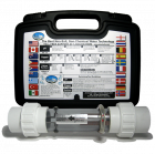 Free Pool Manager Test Kit with Complete Electrode Chamber