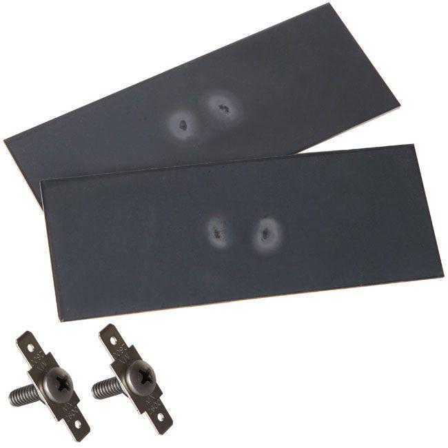 """1 1/2"""" Titanium Electrodes"""