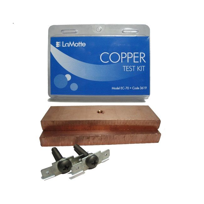 Free Copper Test Kit With ECOsmarte Copper Electrodes