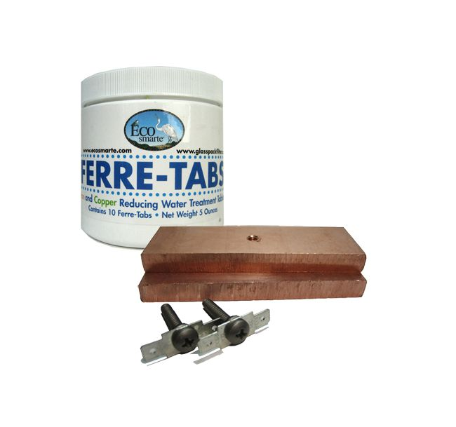 Free Ferre Tabs With ECOsmarte Copper Electrodes