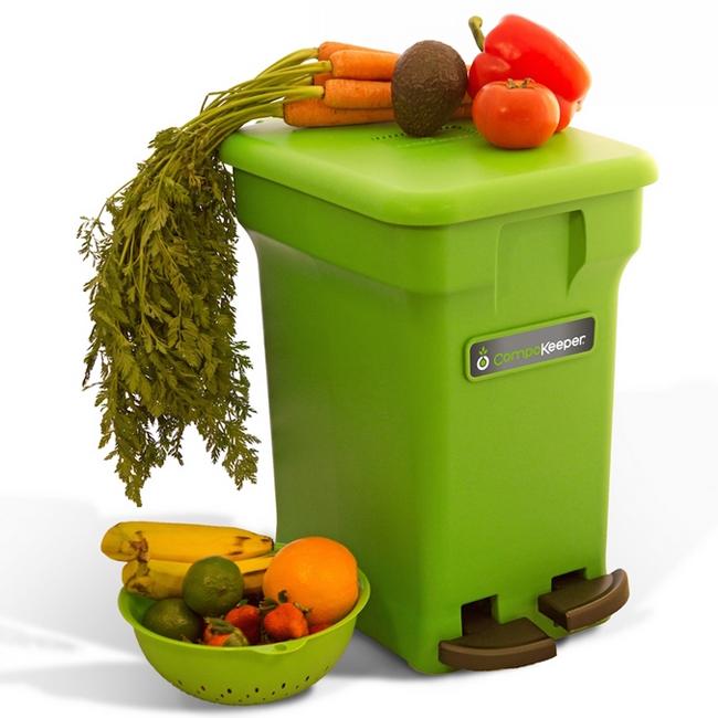 Green with veggies