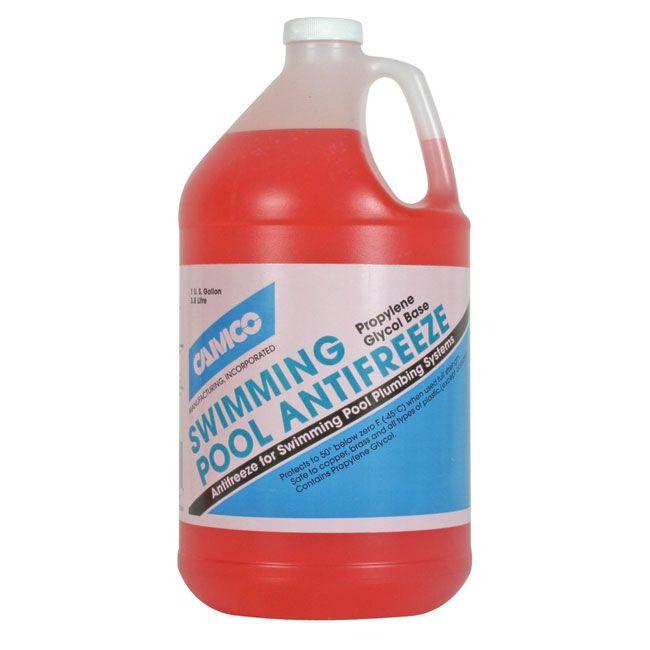Pool Antifreeze