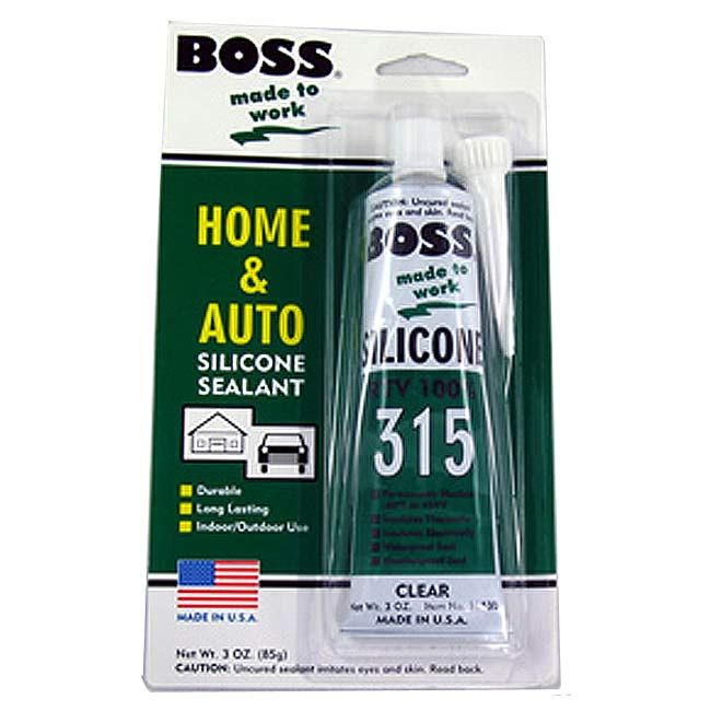 Silicone Sealant 3oz