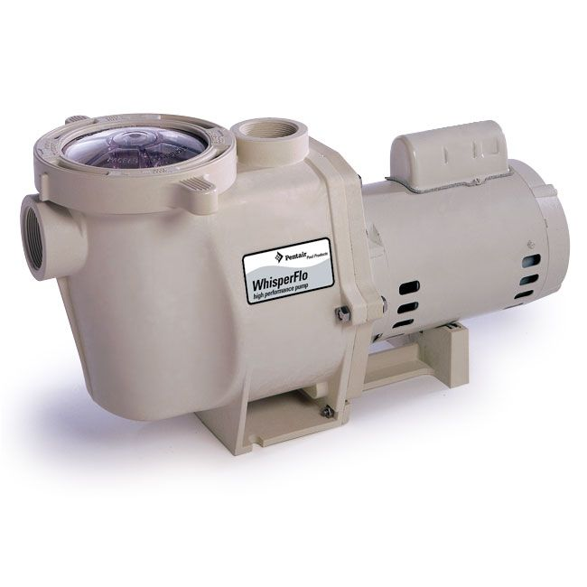Whisperflo Pump 1 1/2HP